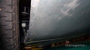 Aerodynamic under-tray
