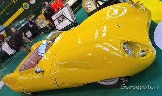 Colin Chapman's Lotus Eleven