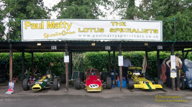 Lotus Specialsist - Paul Matty Sportscars