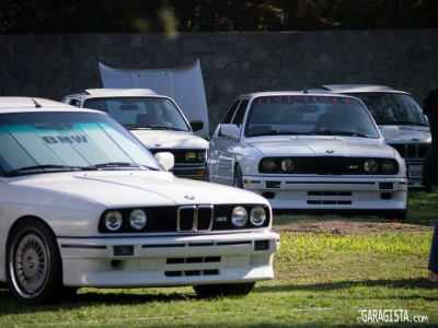 SoCal Vintage BMW Event- E30 M3s