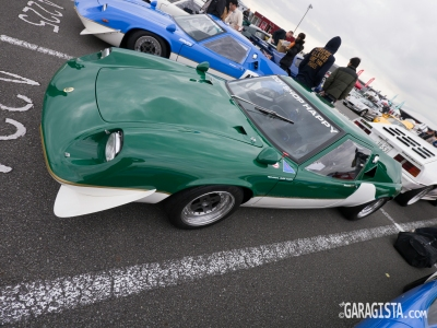Highly modified Europa Series 2 makes for a serious track weapon.
