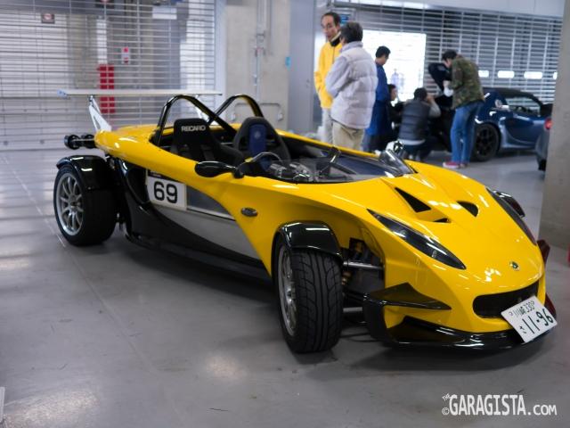 Lotus 340R: Japan Lotus Day