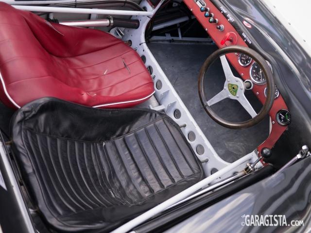 Lotus 23C cockpit