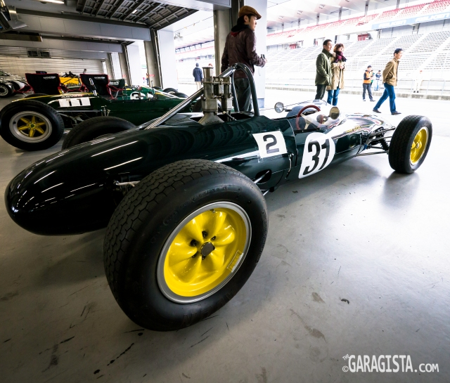 1963 Lotus 31 Formula Three Screamer.