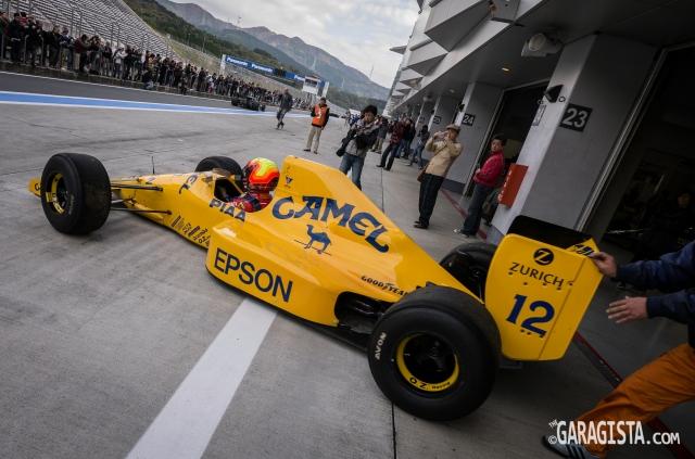 Lotus Type 101 , JUDD V8