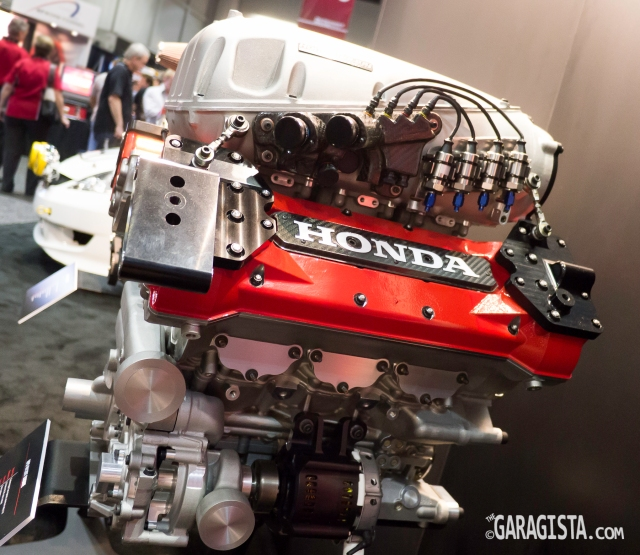 Honda IRL Engine