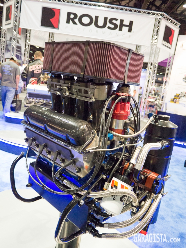 Roush V8