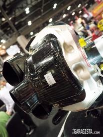 PFC brake caliper