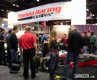 HPD- Honda Racing at PRI