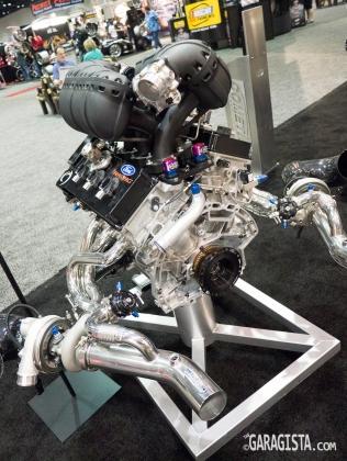 Ford EcoBoost Daytona Prototype