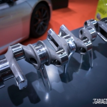 Delta Wing Crankshaft