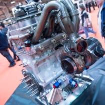 Nissan Delta Wing Engine