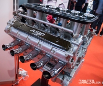 Autosport 2013- JUDD V8