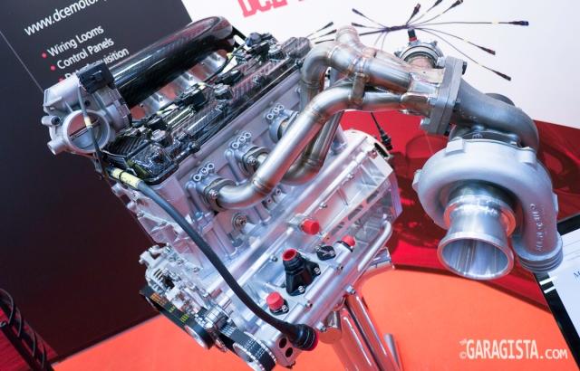 Suzuki based engine