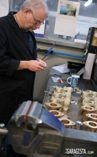 Weber Carburator manufacturing