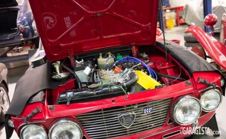 Lancia Fulvia at JSWL