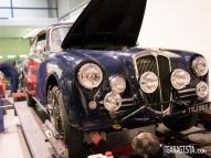 Lancia Aurelia - Rally ready