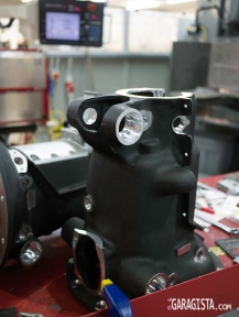 Alfa Romeo gearbox castings