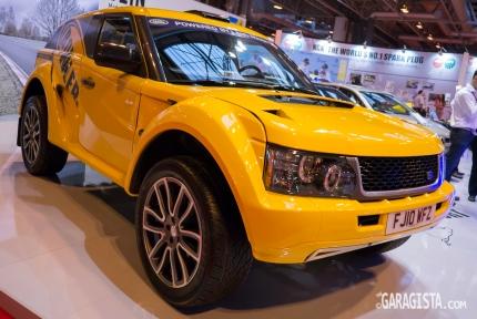 Range Rober Rally Raid