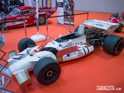 BRM F1