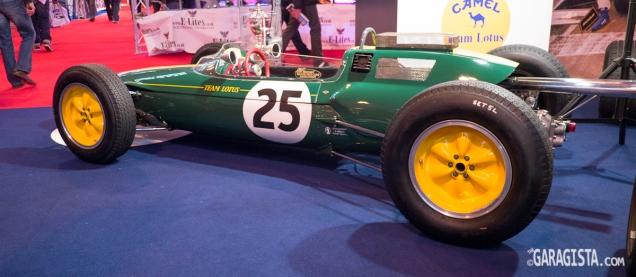 Classic Team Lotus Type 25