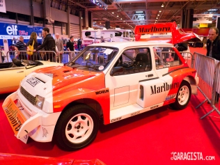 MG Metro 6R4 Group B