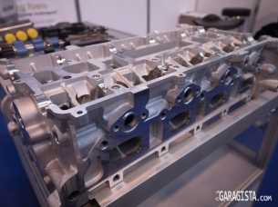 Motor Design Sweden - Duratec Cylinder Head