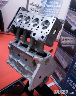 SAS Lotus Twin Cam head and alloy block