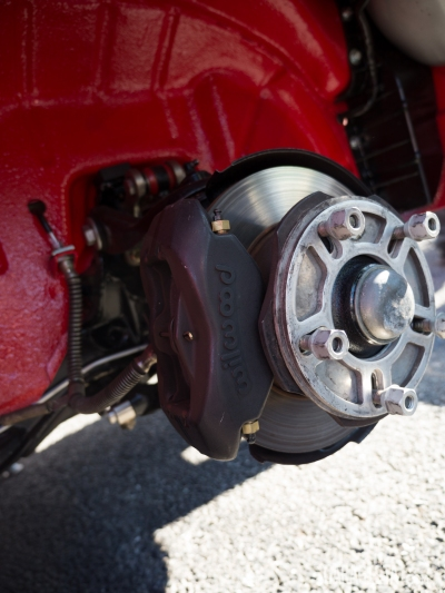 Willwood Brake upgrade , Honda S600