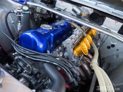 Nissan L28 - Keihin carburators