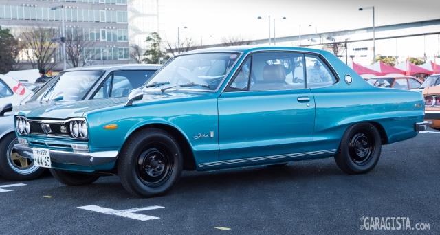 1971 Skyline GT-X