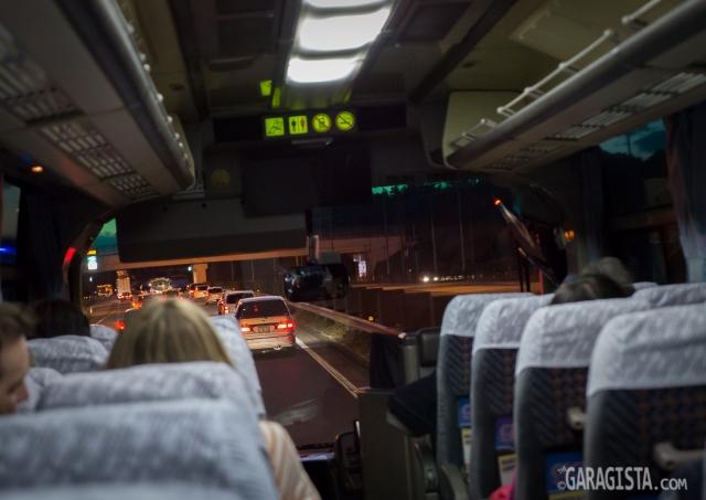 Narita-Shinjuku Limousine Bus