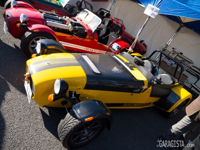 Caterham Japan