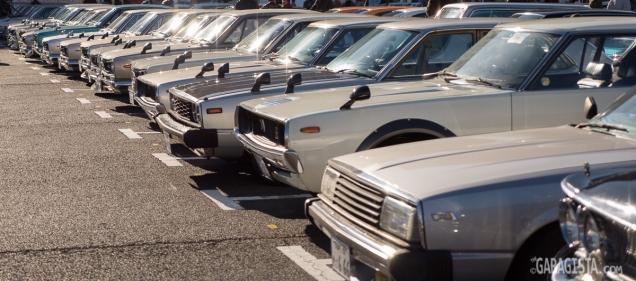 JCCA NYM - Nissan line up