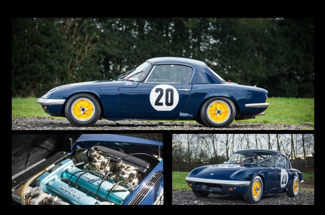 Lotus 26R Images: Silverstone Auctions