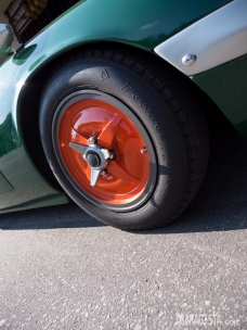 Early 26R style wheel