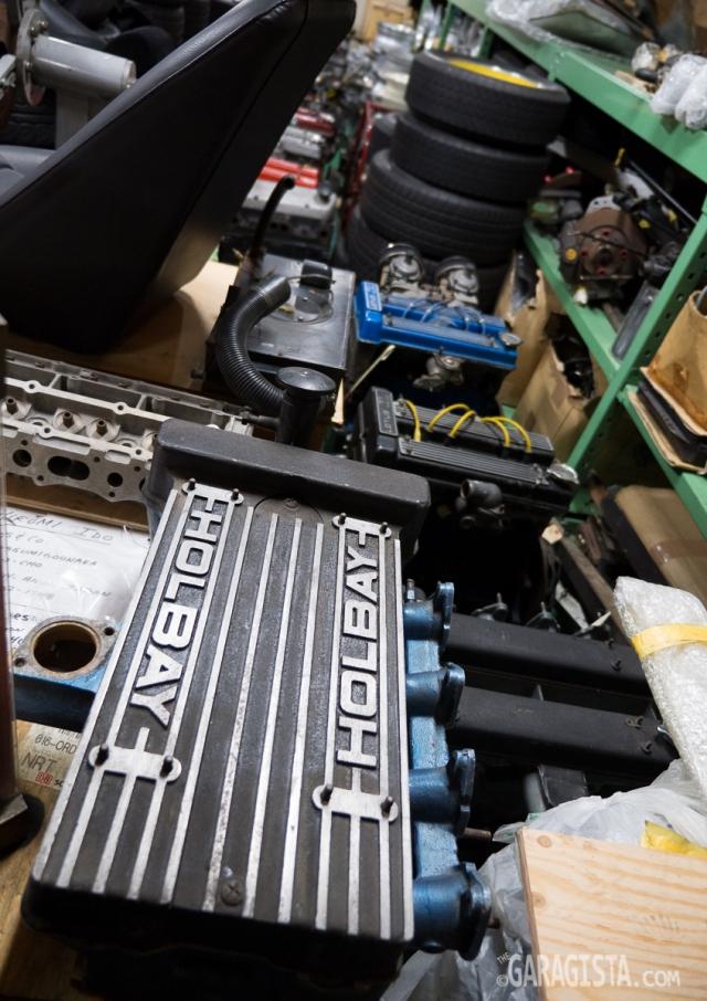 AC Minds spare parts