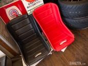 Lotus Elan 26R seats