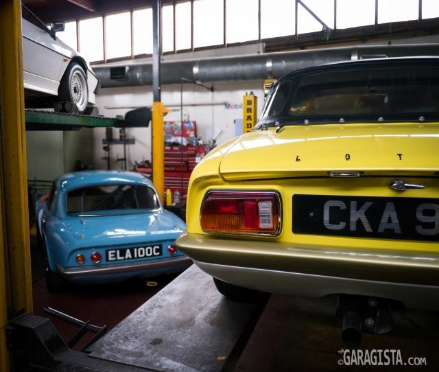 Paul Matty Sports Cars