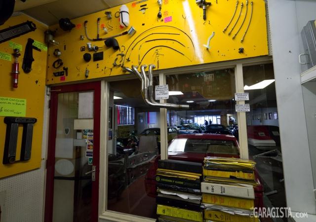 Parts Department - Paul Matty