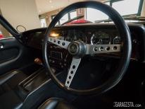 BRM Lotus Elan Interior
