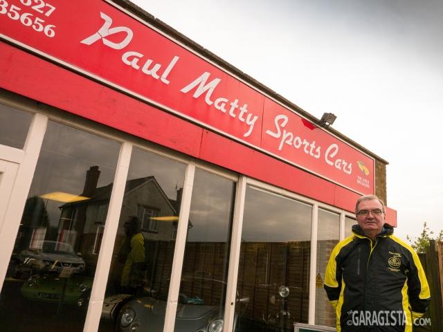 Paul Matty