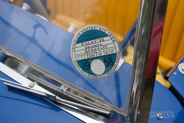 1958 Berkeley SE328