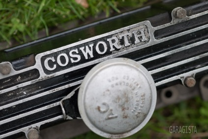 Cosworth rocker cover