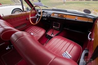 1967 Triumph 2000 Interior