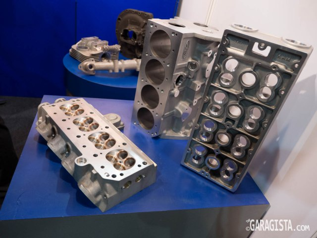 SAS Engineering Ford Components