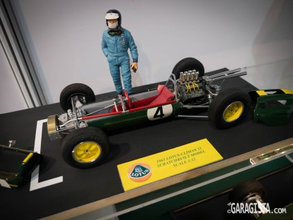 Scale Lotus 25