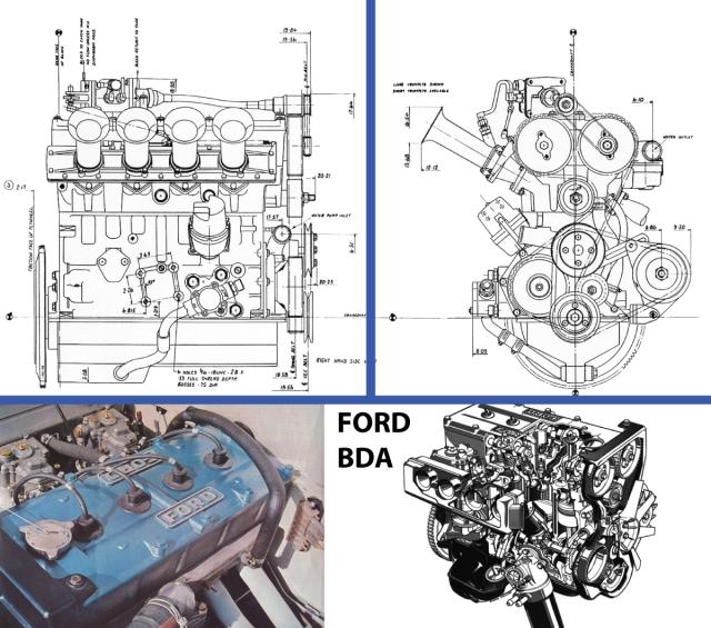 Ford BDA