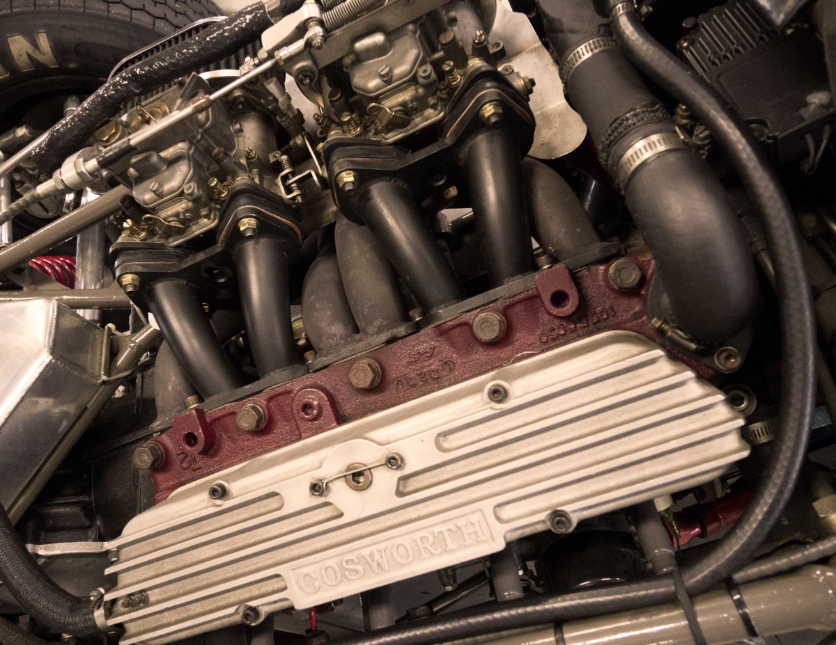 The Ford Kent Engine Four Cylinder Domination Since 1959