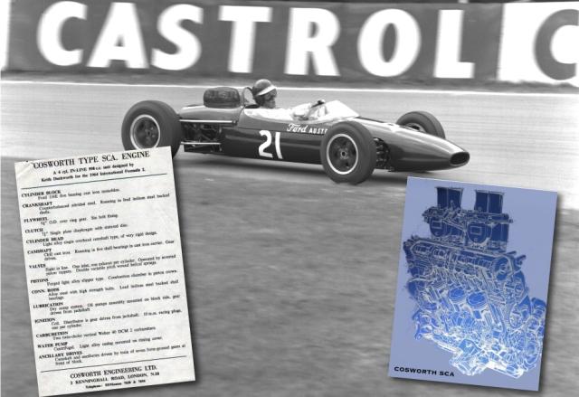 Cosworth SCA Formula 2